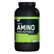 Optimum Nut. Superior Amino 2222 Softgels (300 гелевых кап.)