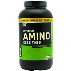 Optimum Nut. Superior Amino 2222 Tabs (NEW) (320 таб.)