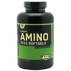 Optimum Nut. Superior Amino 2222 Softgels (150 гелевых кап.)