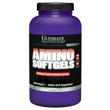 Ultimate N. Amino Softgels (300 гелевых кап.)