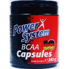 Power Sys. BCAA Capsules (360 кап.)