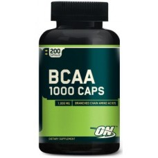 Optimum Nut. BCAA 1000 (200 кап.)