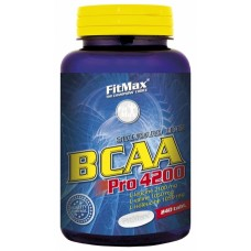 FitMax BCAA Pro 4200 (120 таб.)