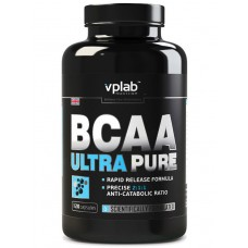 VP Lab BCAA Ultra Pure (120 капс.)(Срок 11/17)