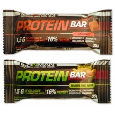 IRONMAN Protein Bar с коллагеном 35 г