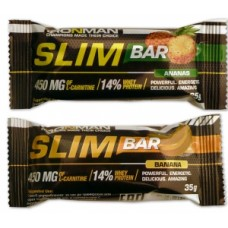 IRONMAN Slim Bar с L-карнитином 35 г