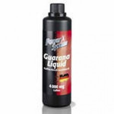 Power Sys. Guarana Liquid (500 мл.)