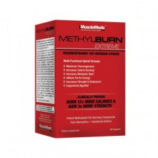 MuscleMeds MethylBurn Extreme (60 кап.)