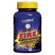FitMax FIRE Burn Stack Fit (90 кап.)
