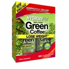 MuscleTech Hydroxycut 100% Pure Green Coffee (100 caps)