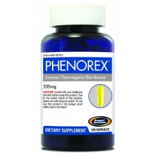 Gaspari Nutrition Phenorex (120 кап)