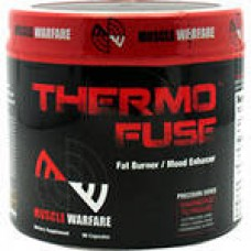 Muscle Warfare THERMOFUSE (90 кап.)
