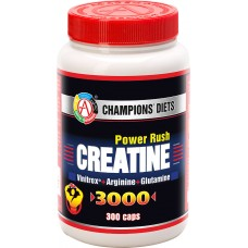 Academy-T Creatine Power Rush 3000 (300 капс.)