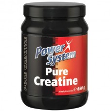 Power Sys. Pure Creatine (650 г)
