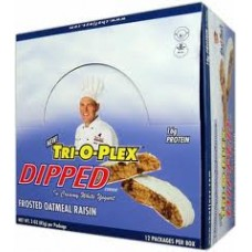 Chef Jay's Tri-O-Plex Dipped Cookie (12х85 г.)