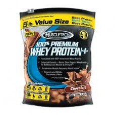 MuscleTech 100% Whey Protein Plus (2270 г.)