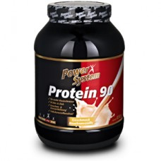 Power Sys. Protein 90 клубника (830 г.)