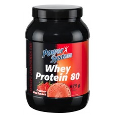 Power Sys. Whey Protein 80 (675 г)