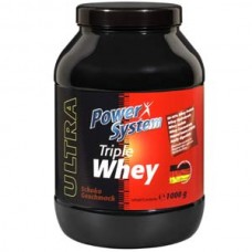 Power Sys. Triple Whey Protein (1000 г)