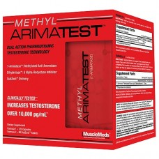 MuscleMeds Methyl Arimatest (120 кап.+ 60 таб.)
