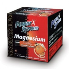 Power Sys. Magnesium (20 амп.х25 мл.)