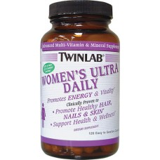 TwinLab Women's Ultra Daily (120 кап.)