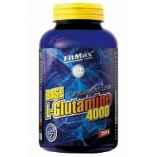 FitMax Base L-Glutamine 4000 (250 г)
