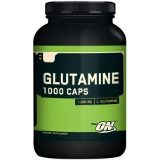Optimum Nut. Glutamine 1000 (120 кап.)