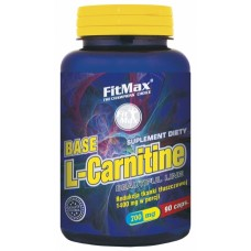 FitMax Base L-Carnitine 1400 (90 кап.)