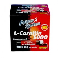 Power Sys. L-Carnitin 3000 (20 амп.х25мл.)