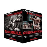 "MuscleMeds Kai Greene ""Redemption"" DVD"
